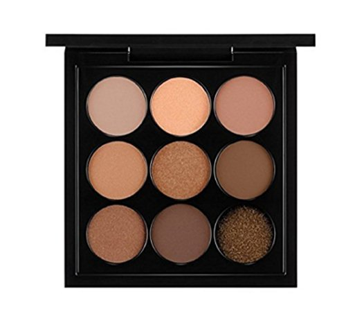 Mac MAPING SHOP Eye Shadow x 9  0.8g/0.02oz Each Full Size P