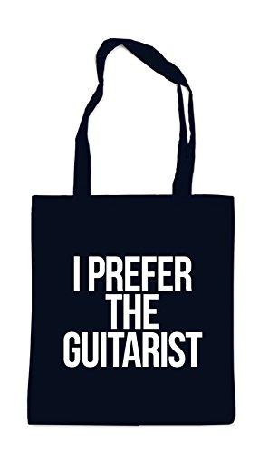 I Prefer The Guitarist Bag Black