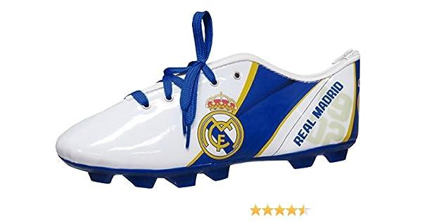 Real Madrid- Estuche portatodo Bota (CYP Imports PB-23-RM): Amazon.es: Juguetes y juegos