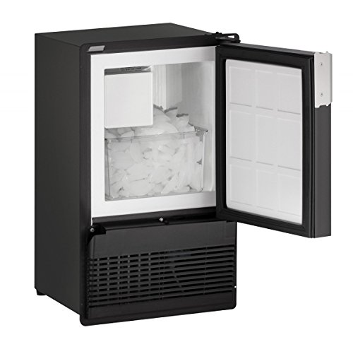 U-LINE BI95FCB03A ICE MAKER, BLACK, 28