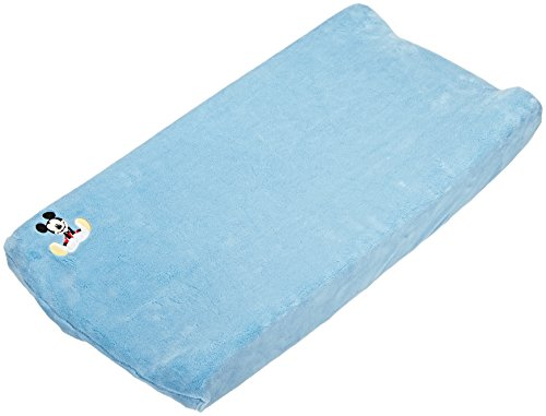 Disney Mickey Changing Table Cover, Blue -