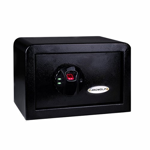 Ardwolf-AS30-Security-Safe-Fingerprint-Biometric-Safe-Black