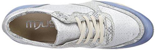 646109 jeans iceberg Multicolore Mjus bianco Basses Femme Sneakers bianco PwXXvdq