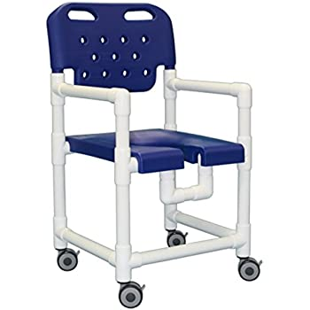 Innovative Products Unlimited ELT817  B Elite Shower Chair, 21 lb