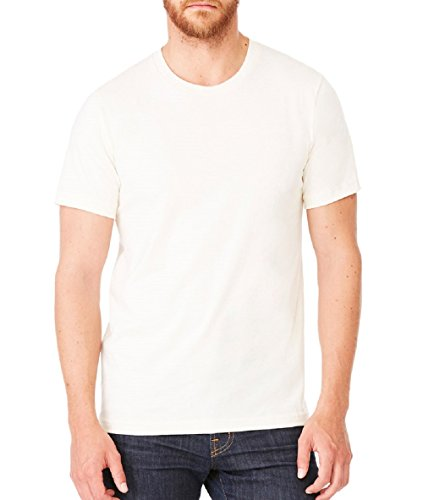 Bella+Canvas Perfect Tri-Blend Fashionable T-Shirt_Medium_Solid White Triblend