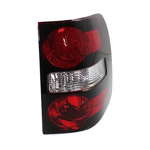 Tail Light for Ford Explorer 06-10 Lens and Housing CAPA Certified Right Side
