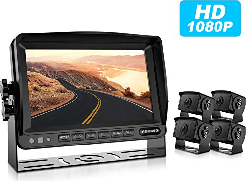 wired backup camera systems - 2