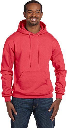 Scarlatto Double Hood Pullover Dry Men's Eco Champion Mélange anxYpw5