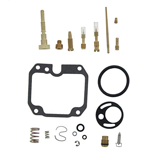 - Race Driven OEM Replacement Carburetor Rebuild Repair Kit Carb Kit for Yamaha YFM125 YFM 125 Breeze YFA-1 Grizzly