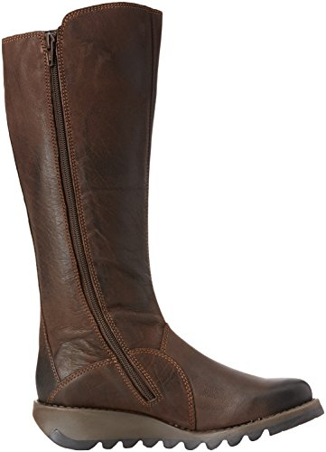 Fly London Women's Saho854fly Boots Brown (Mocca 000) KXaxh0xE0