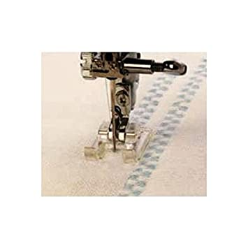 Amazon Janome Open Toe Satin Stitch Foot For 40mm Machines Magnificent Satin Stitch On Sewing Machine