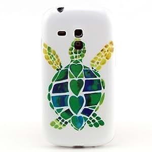ZL Samsung S3 Mini I8190N compatible Cartoon/Special Design Plastic Back Cover