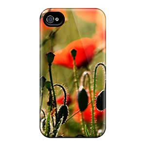 Fashionable TpR27456esPc Iphone 6 Cases Covers For Remembrance Poppies Protective Cases