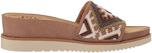 SOUL Sandal NATURAL WoMen Buff Slide Kiki OxdAz