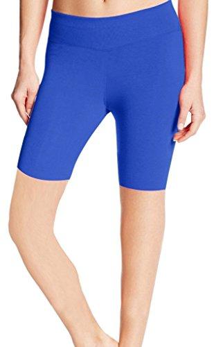 ABUSA-Womens-YOGA-Leggings-Exercise-Workout-Shorts