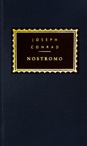 book cover of Nostromo