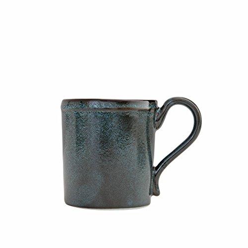 (D&V 6 Piece Stōn Porcelain Dinnerware Mug Set, 9 oz, Twilight)