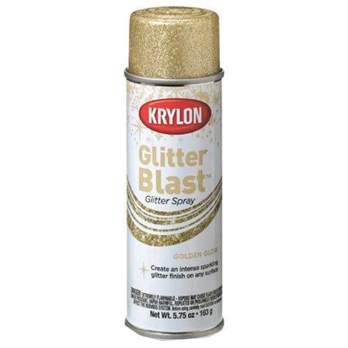 krylon-k03801a00-glitter-blast-golden-glow-575-ounce