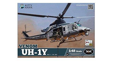Kitty Hawk UH-1Y Venom Model Kit