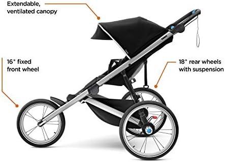 41d%2BjFWQA7L. AC - Thule Glide 2.0 Performance Jogging Stroller