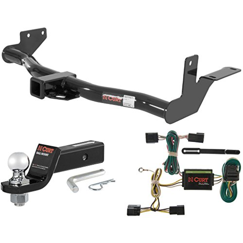 Honda Passport Hitch (CURT Class 3 Hitch Tow Package with 2