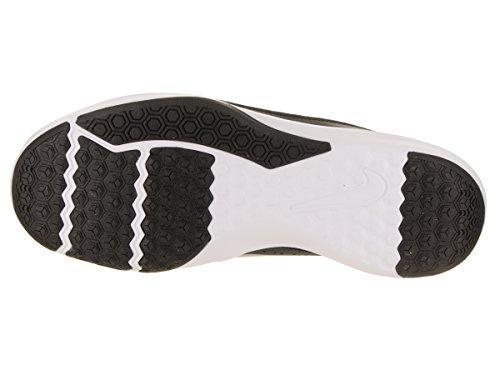 001 Black Manche Argent shirt Mtallis Courtes Blanc noir Courte Pour T Manches Opaque Nike Girl 6gq8pp