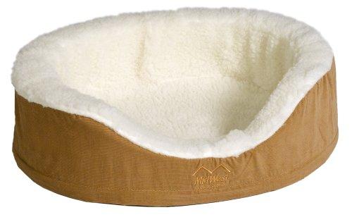 UPC 027773012580, MidWest Quiet Time e'Sensuals Orthopedic Nesting Bed, 17.5 Diameter, Tan