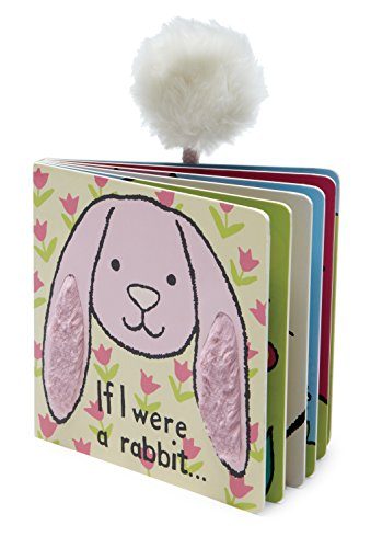 Toddler 'If I Were A Rabbit' Book