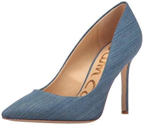 Sam Edelman Women's Hazel, Mid Blue Denim, 9.5 M US