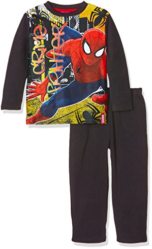Marvel Spiderman Crime Fighter Pyjama Set, Conjuntos de Pijama para Niños: Amazon.es: Ropa y accesorios