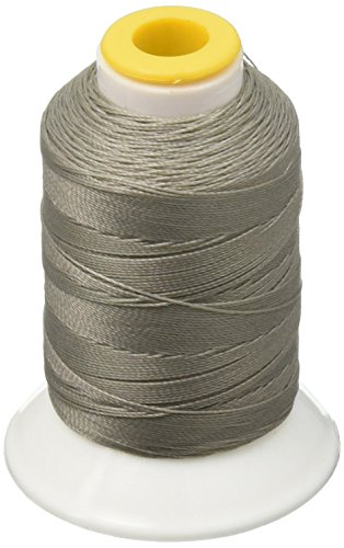 COATS&CLARK D71-0025 Outdoor Living Thread, Mini King Spool, 200-Yard, Steel -