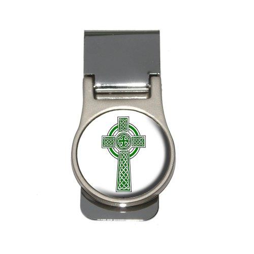 Celtic Christian Cross Scotland Scottish