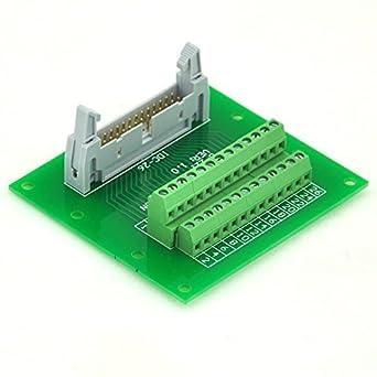 Amazon.com: 2 x 13 pines electronics-salon idc26 0.1 ...