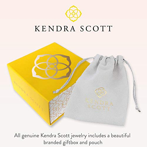 Kendra Scott Elaina Adjustable Chain Bracelet for Women, Fashion Jewelry, Gold-Plated