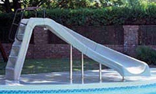 Inter Fab Water Slide (Inter-Fab WWSCLSS Complete Water Slide - White)