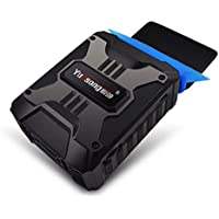 Laptop Mini Vacuum USB Cooler Extracción de aire Ventilador Cooling CPU Cooler para computadora portátil Hardware Hardware Accesorio