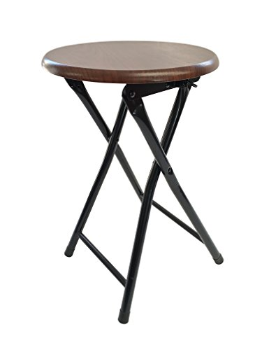 Wee's Beyond 1210-CR Folding Wooden Stool (Wooden Stool Folding)