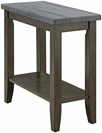 CM Ferrara Chair Side Table in Grey