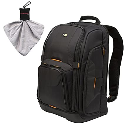 Image Unavailable. Image not available for. Color  Case Logic Digital SLR  Camera Backpack ... c4b6c0687a263