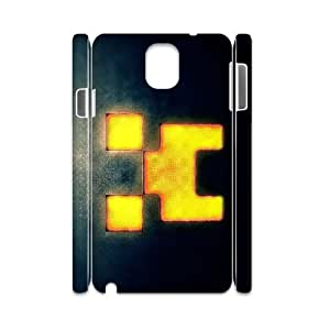 MINECRAFT theme pattern design For Samsung Galaxy Note 3 N9000(3D) Phone Case