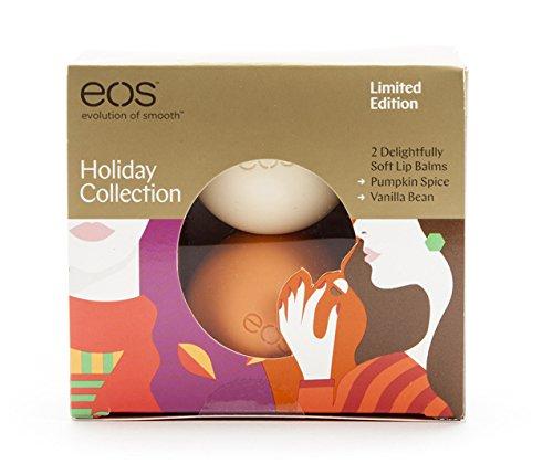 EOS 2-pc. Pumpkin Spice & Vanilla Bean Lip Balm Set