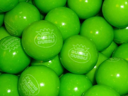 Gumballs Green Apple (2 pounds)