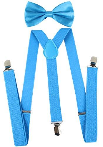 Keywin Tuxedo Suspender Elastic Adjustable product image