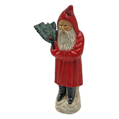 Antique Santa (Design Toscano German Santa Antique Replica Die Still Action Coin)