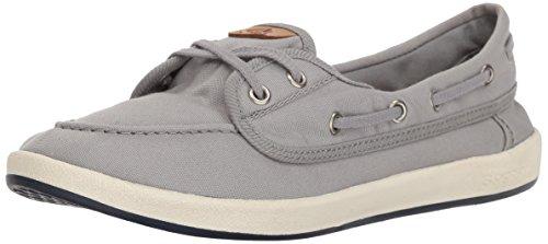 SPERRY Women's Drift Hale Sneaker, Grey, 8 Medium US ()