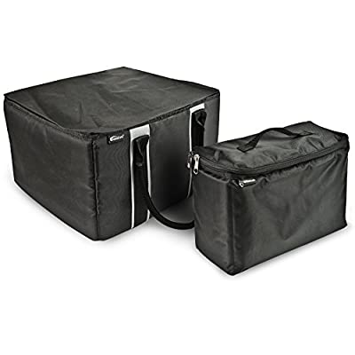 free shipping AutoExec File Tote + Cooler Bag