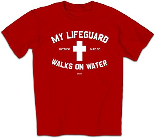 Christian T-shirt Lifeguard Kerusso (Kerusso Christian T-shirts)