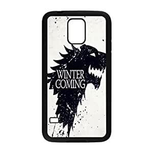 Winter Coming Stylish High Quality Comstom Protective case cover For Samsung Galaxy S5