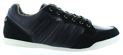 Chaussures pour Homme KAPPA 303N070 KINAY 964 BLACK-OTTER BRWN