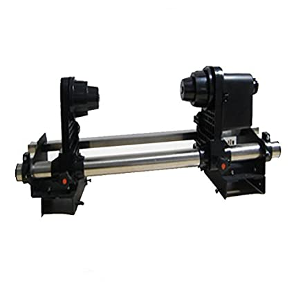 Amazon com: Automatic Media Take up Reel Roller System Paper Pick up